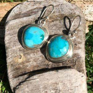 Sterling Silver Larmar earrings